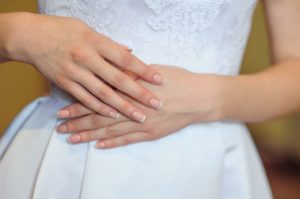 Hochzeitsnägel für den unvergleichlichen Brautlook