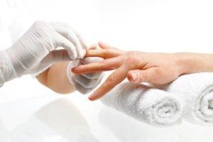 Bei Feinschliff ist auch Hygiene wichtig
