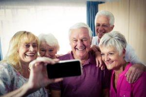 Ob Seniorenheim oder zu Hause - Ich komme zu Ihnen