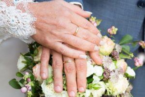 Hochzeitsnägel passend zum Brautlook